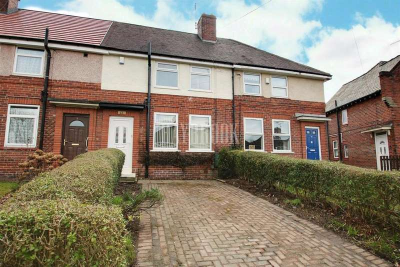 3 Bedrooms Terraced House for sale in Piper Crescent, Longley