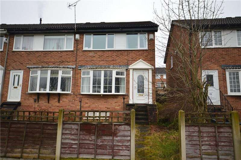 3 Bedrooms Terraced House for sale in Cliffe Park Drive, Leeds, West Yorkshire