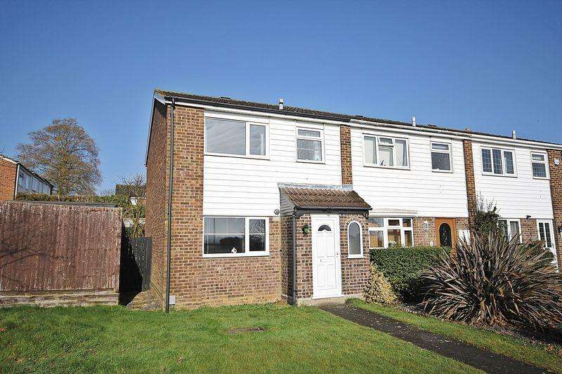 3 Bedrooms End Of Terrace House for sale in Woodcock Walk, Flitwick