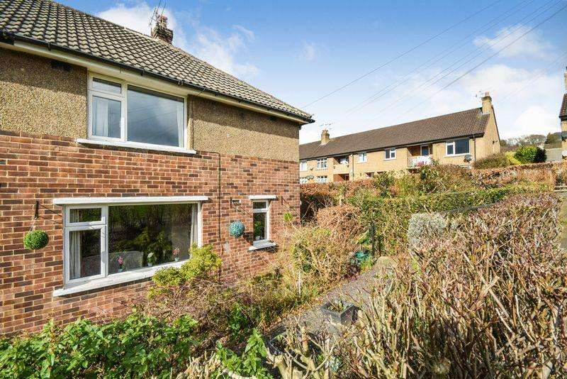 3 Bedrooms End Of Terrace House for sale in Glenwood Avenue, Baildon BD17 5RS
