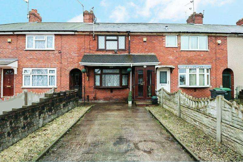 3 Bedrooms Terraced House for sale in Wheatley Street, West Bromwich