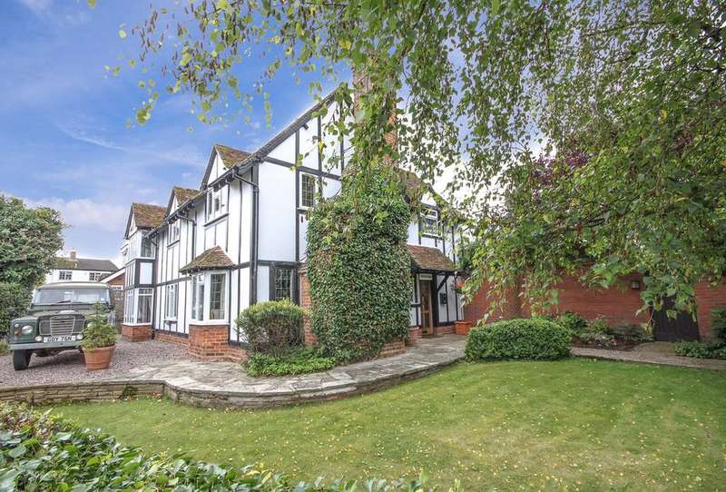 4 Bedrooms Detached House for sale in Stondon Road, Meppershall, SG17
