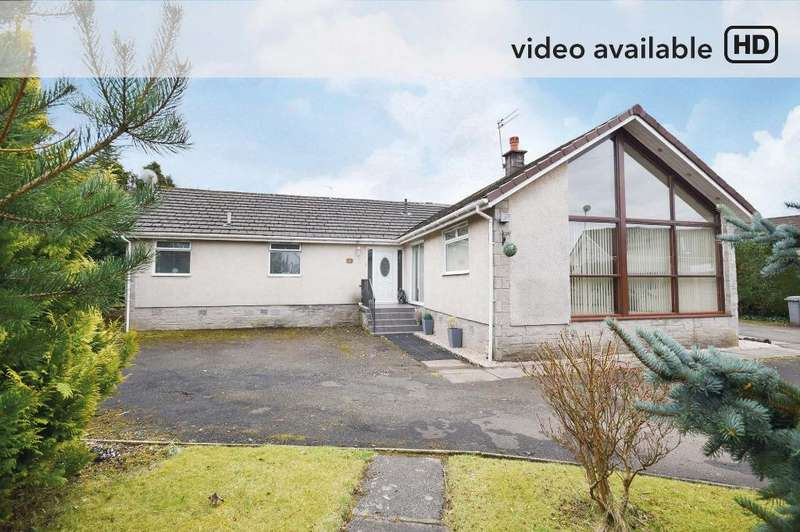 4 Bedrooms Bungalow for sale in Abercorn Road, Newton Mearns, Glasgow, G77 6QL