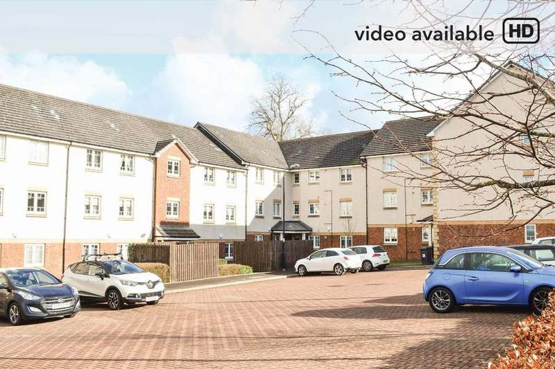 2 Bedrooms Apartment Flat for sale in Leven Road, Ferniegair, Hamilton, South Lanarkshire, ML3 7WS