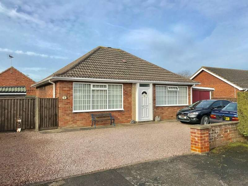 2 Bedrooms Detached Bungalow for sale in Brownsgate, Spalding, PE11