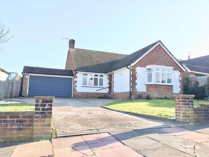 3 Bedrooms Detached Bungalow for sale in Friston Avenue, Eastbourne, BN22
