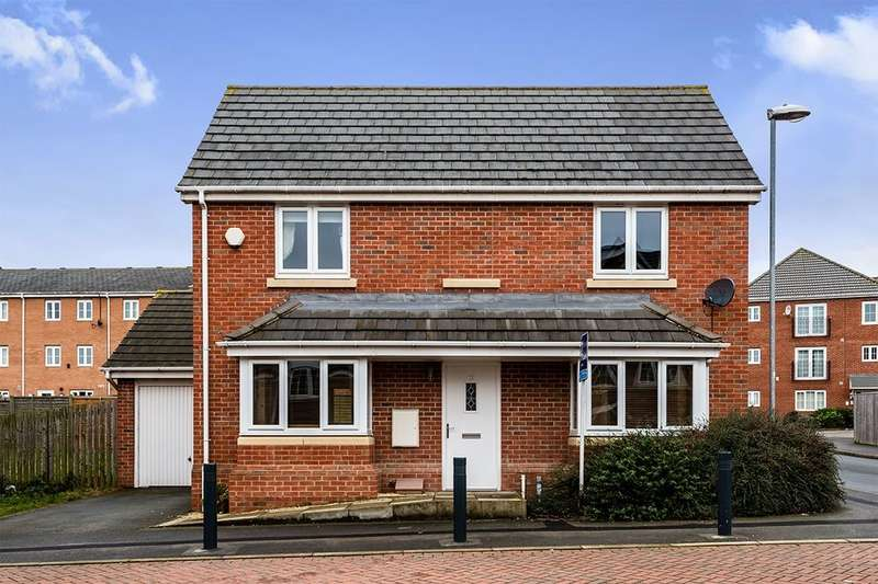 3 Bedrooms Detached House for rent in Murray View, New Forest Village, Leeds, LS10
