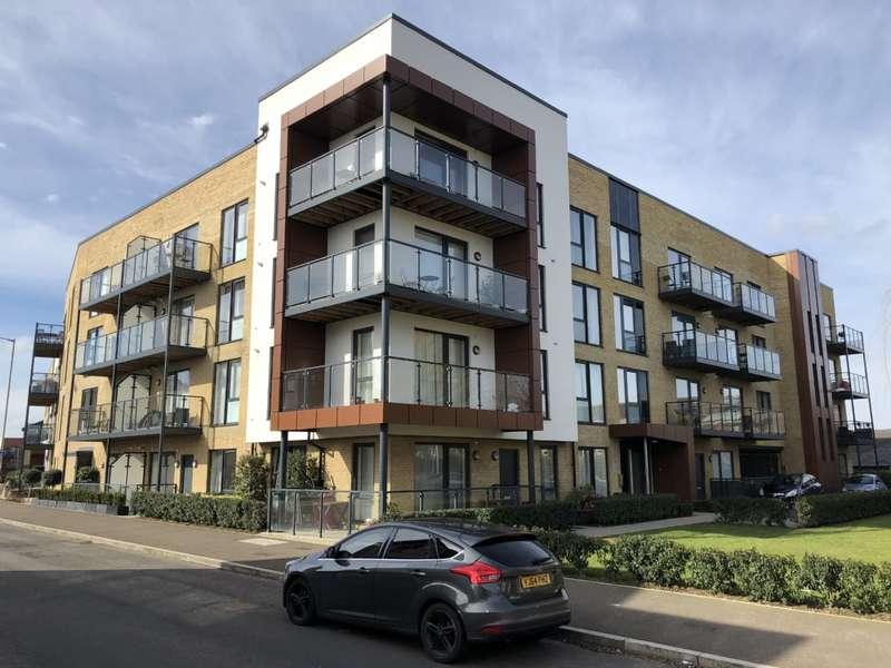 1 Bedroom Flat for sale in Ashflower Drive, Harold Wood