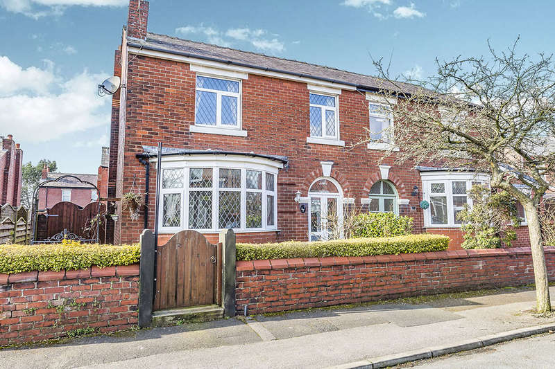 3 Bedrooms Semi Detached House for sale in Lawrence Road, Chorley, PR7