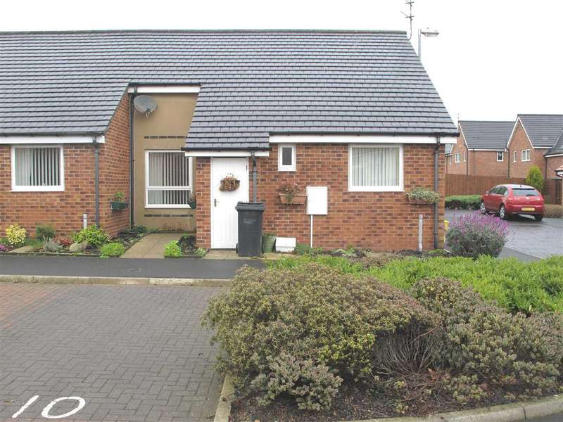 2 Bedrooms Bungalow for rent in Harrogate Court, Barley Rise, Ashington