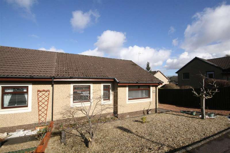 2 Bedrooms Bungalow for sale in Fowler Place, Polmont
