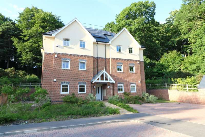 2 Bedrooms Apartment Flat for sale in Phoenix Rise, Crowthorne, Berkshire, RG45