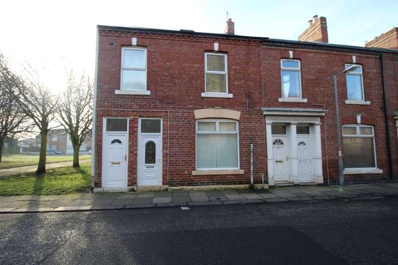 2 Bedrooms Flat for sale in Wellington Street, Blyth, NE24