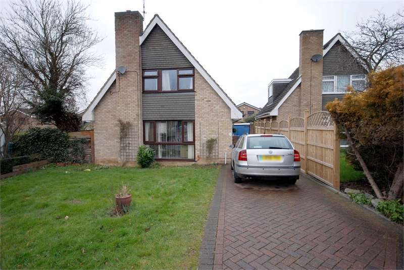 3 Bedrooms Detached House for sale in Foxons Barn Road, RUGBY, Warwickshire