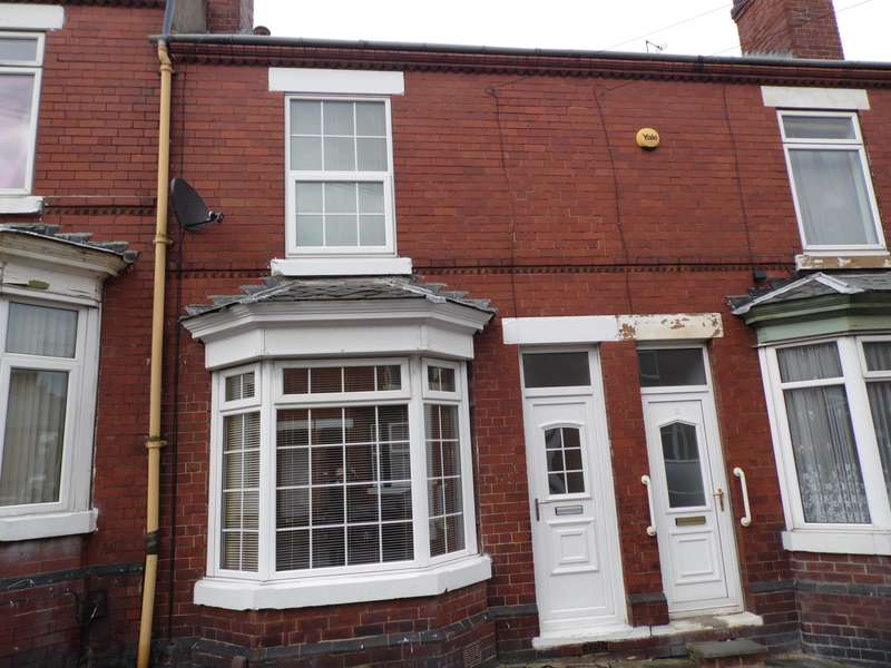 2 Bedrooms Terraced House for sale in Clarence Avenue, Doncaster, DN4