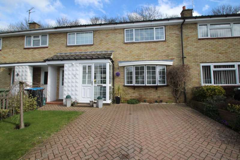3 Bedrooms Terraced House for sale in 3 DOUBLE BED HOME with CONSERVATORY & PARKING