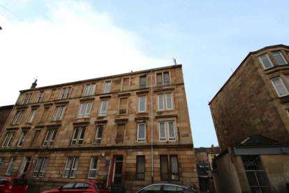 1 Bedroom Flat for sale in Prince Edward Street, Glasgow, Lanarkshire