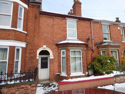 3 Bedrooms Terraced House for sale in Sibthorp Street, Lincoln, Lincolnshire, .