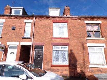 2 Bedrooms Terraced House for sale in Fern St, Sutton In Ashfield, Nottingham, Nottinghamshire