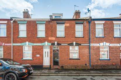 3 Bedrooms Terraced House for sale in Exeter, Devon, United Kingdom