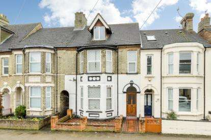 6 Bedrooms Terraced House for sale in Clarendon Street, Bedford, Bedfordshire