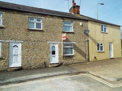 2 Bedrooms Terraced House for sale in North Street, Bicester, Oxfordshire