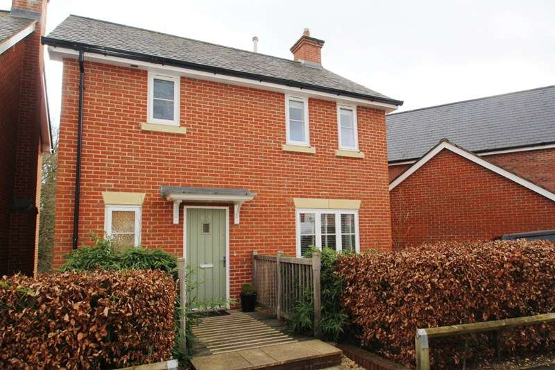 4 Bedrooms Detached House for rent in Boundary Walk, Knowle, Fareham