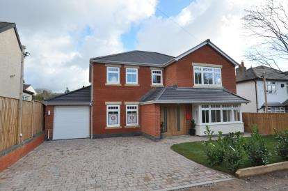 4 Bedrooms Detached House for sale in Sandfield Park, Lower Heswall, Wirral, CH60