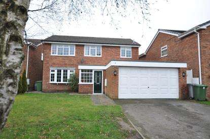 4 Bedrooms Detached House for sale in Heythrop Drive, Heswall, Wirral, CH60