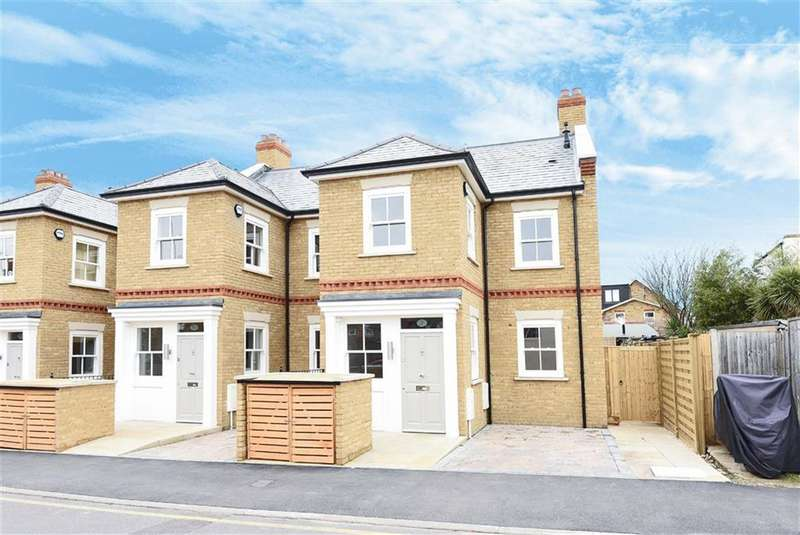 4 Bedrooms End Of Terrace House for sale in Elton Road, Kingston Upon Thames