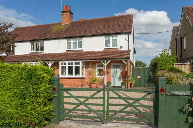 3 Bedrooms Semi Detached House for sale in Wolverton, near Stratford upon Avon