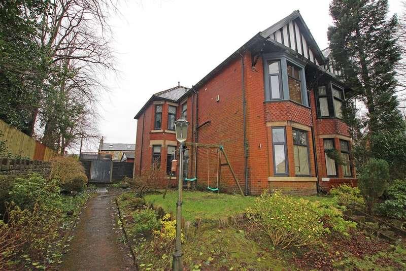 5 Bedrooms Semi Detached House for sale in 'Moorhurst' Ashleigh Street Darwen BB3 2JS