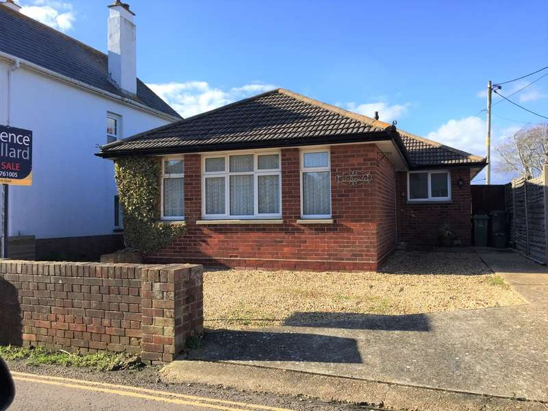 2 Bedrooms Detached Bungalow for sale in Yarmouth, Isle of Wight