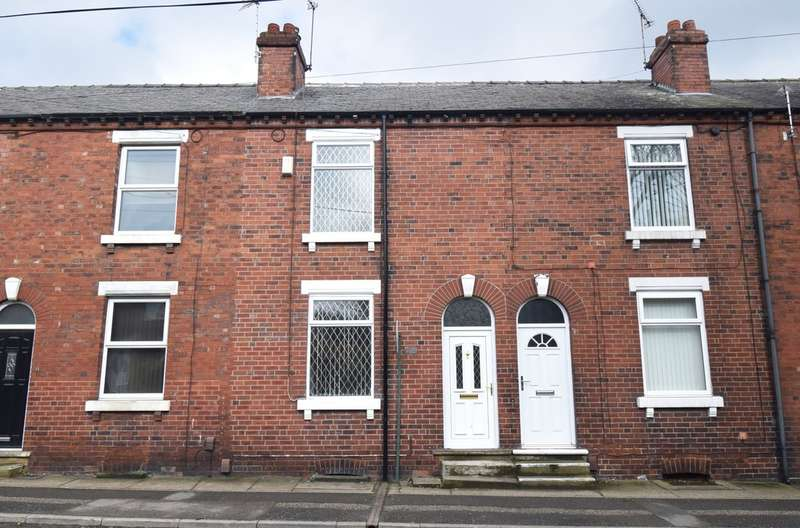2 Bedrooms Terraced House for sale in Flanshaw Lane, Flanshaw, Wakefield