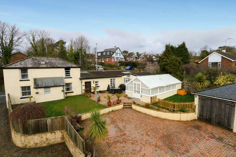 4 Bedrooms Cottage House for sale in The Cottage, Holcombe