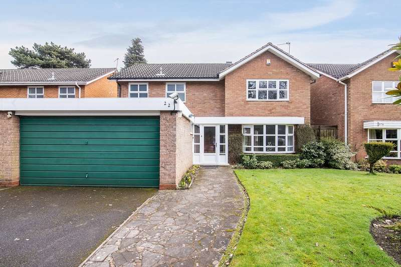 4 Bedrooms Detached House for rent in Norfolk Road, Edgbaston, B15 3PZ
