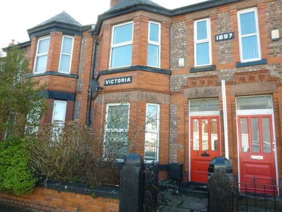 4 Bedrooms Semi Detached House for rent in Heathfield Road, Oxton, Wirral