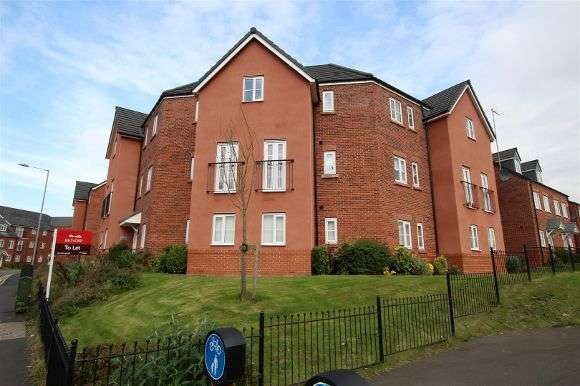 2 Bedrooms Flat for rent in 6 Brentwood Court, Layton Way, Prescot