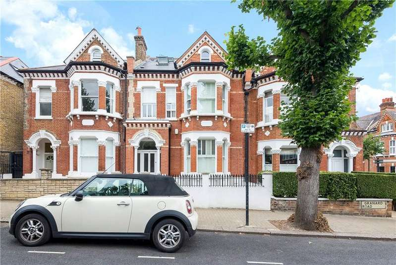 5 Bedrooms Terraced House for sale in Granard Road, Between The Commons, Wandsworth, London, SW12