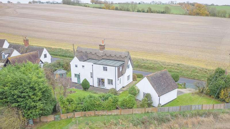4 Bedrooms Detached House for sale in Hawkins Hill, Little Sampford, Nr Finchingfield