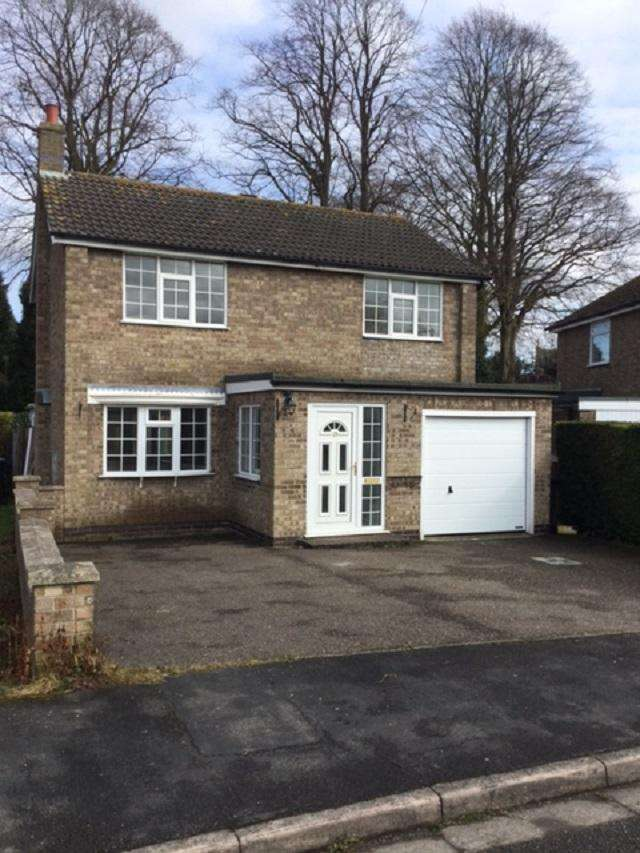 3 Bedrooms Detached House for rent in 11 Rawnsley Close, Alford