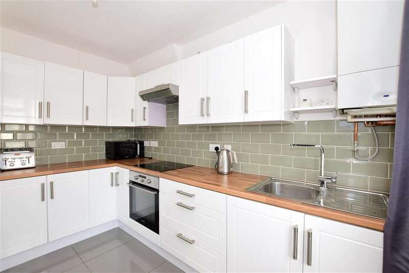 3 Bedrooms Terraced House for sale in South Lane, Sutton Valence, Maidstone, Kent