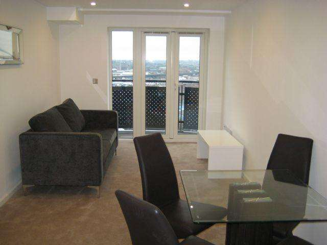 1 Bedroom Apartment Flat for sale in **ATTENTION INVESTORS** 10TH FLOOR HIVE 1 BED WITH BALCONY