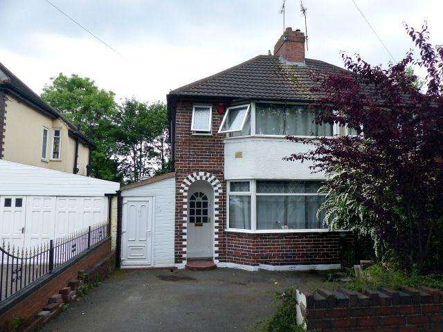 3 Bedrooms Semi Detached House for sale in Dyas Avenue, Birmingham