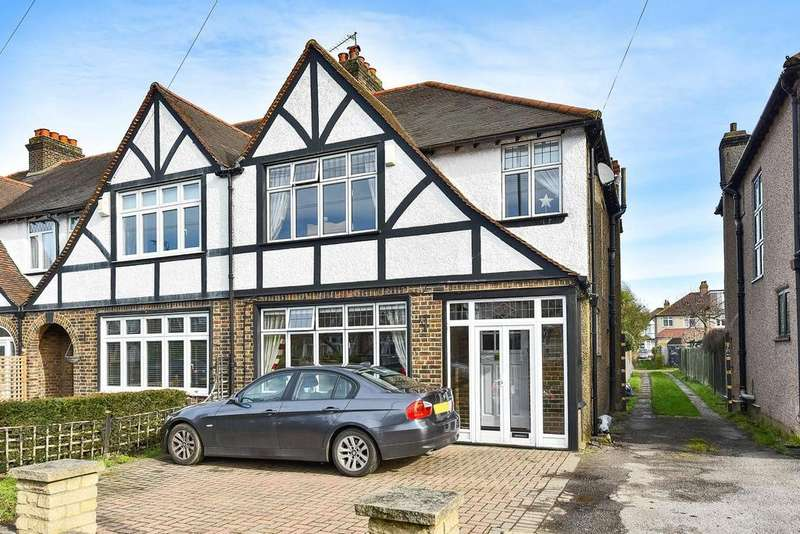3 Bedrooms End Of Terrace House for sale in Eden Park Avenue, Beckenham