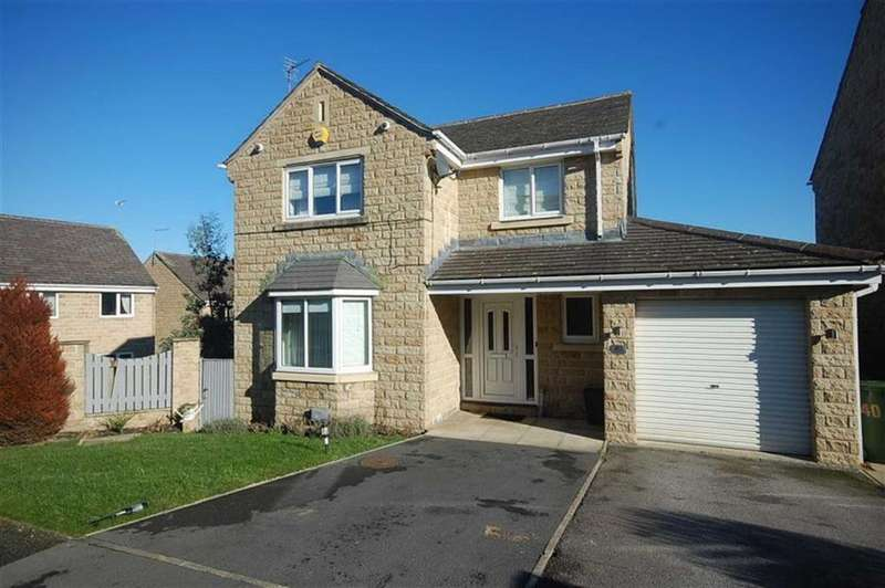 4 Bedrooms Detached House for sale in Oakfield Drive, Mirfield, WF14