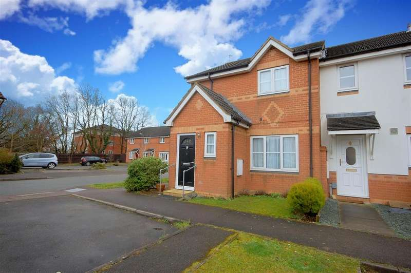 3 Bedrooms End Of Terrace House for sale in Heyford Way, Hatfield
