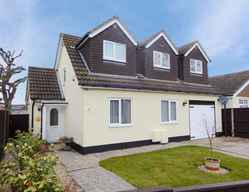 3 Bedrooms Chalet House for sale in HORNDEAN