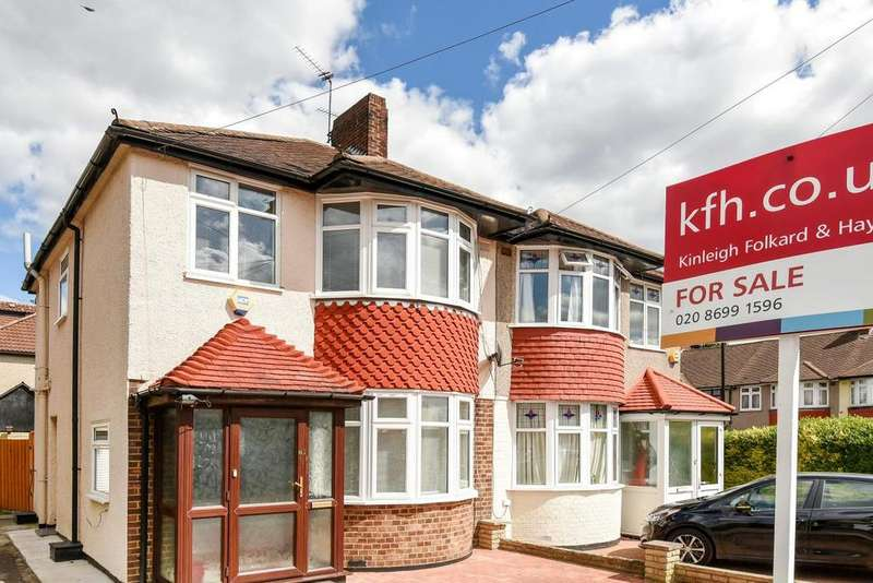 3 Bedrooms Terraced House for sale in Winsford Road, Catford
