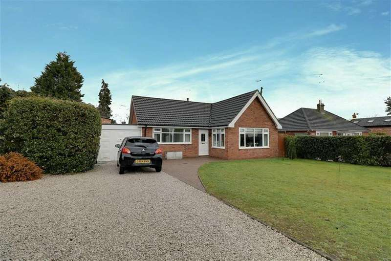 2 Bedrooms Detached Bungalow for sale in Sound Lane, Ravensmoor, Nantwich